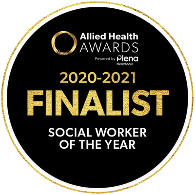 Social Worker Of The Year 2021